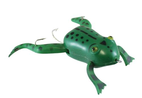 The Original Flambeau Halik Frog fishing lure